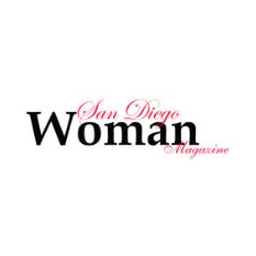 San Diego Woman Magazine Logo