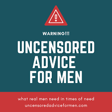 Emily Golen in Uncensored Advice for Men Text Graphic